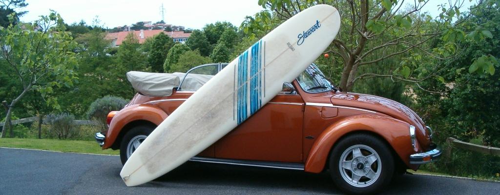 longboard stewart modele regal 9'6