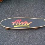 Skate Alva
