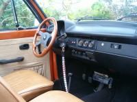 vw 1303 coccinelle cabriolet tableau de bord