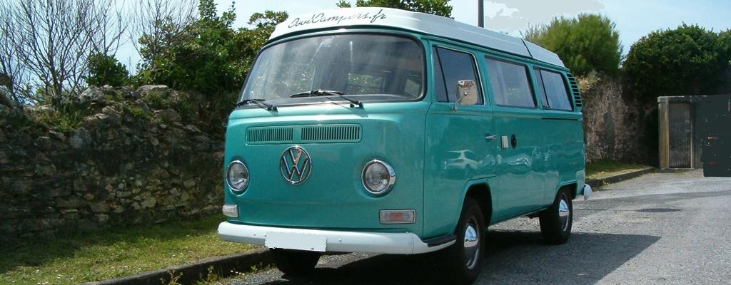 vw bus t2ab camper van westfalia