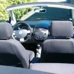 vw new beeetle cabriolet interieur tableau de bord
