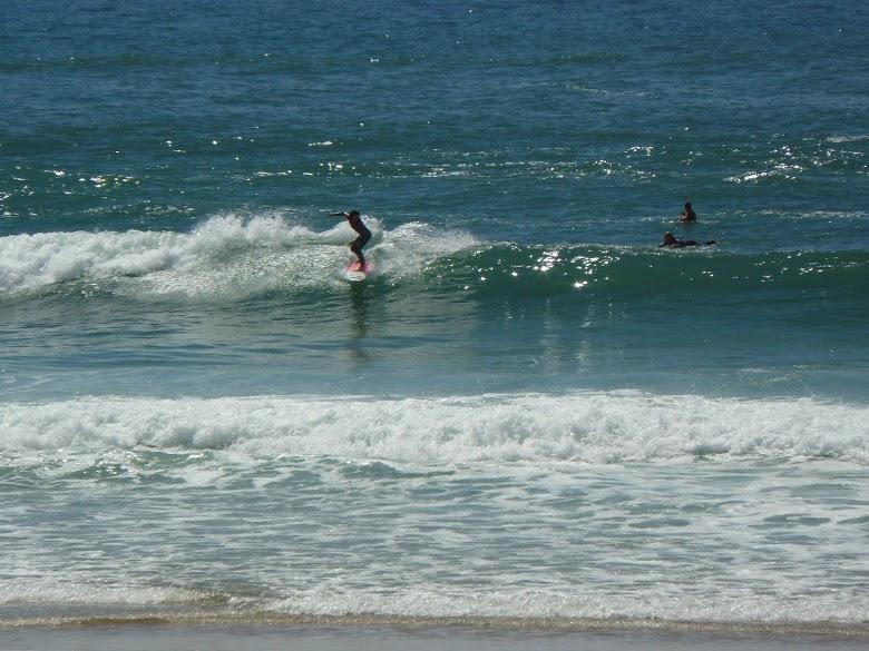 surftrip à Seignosse le Penon: jolies vagues pour surfer